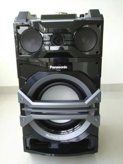 Corneta Amplificada Panasonic Sistema De Alta Voz Sc-cmax5