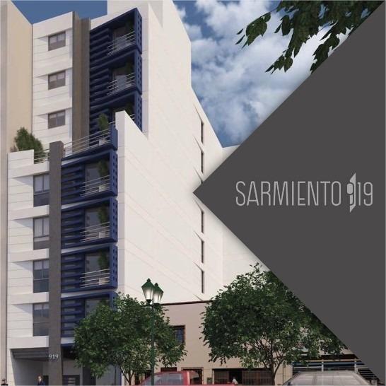 Emprendimiento Edificio Sarmiento 919 Venta Departamentos In-pozo