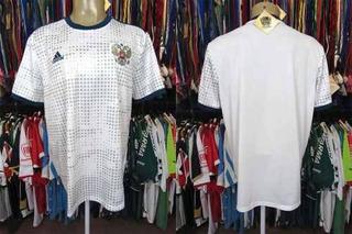 Rússia 2018 Camisa Titular Tamanho Gg.
