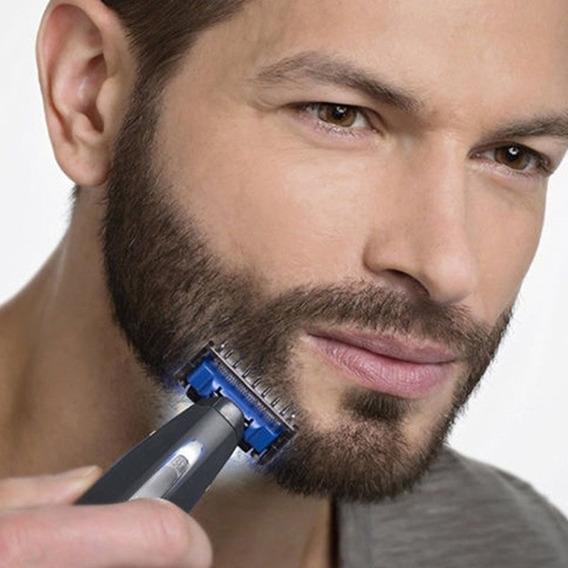 Boxili Solo Homens Máquina De Barbear Depilação Facial Pa