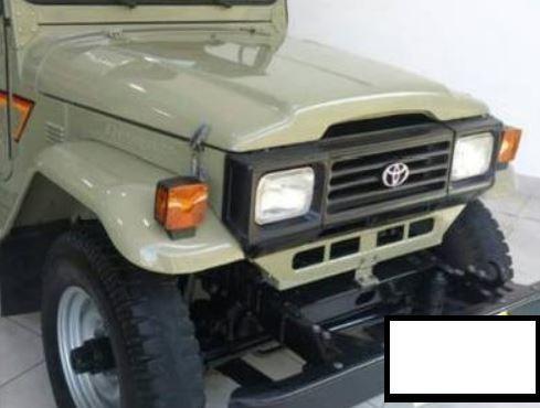 Toyota Bandeirante 1998 2p Picape Sucata Somente Peças