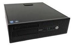 Pc Desktop Slim Hp Prodesk 600 G1 Pentium G3250