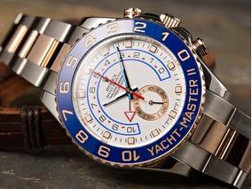 Relógio Rolex Yacht Master 2 Automático Pronta Entrega