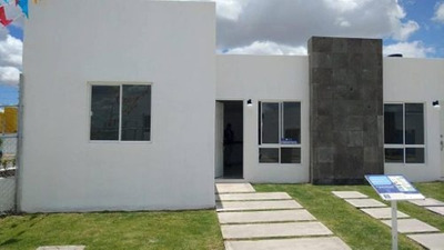 Casa En Venta En Pachuca 2 Recamaras