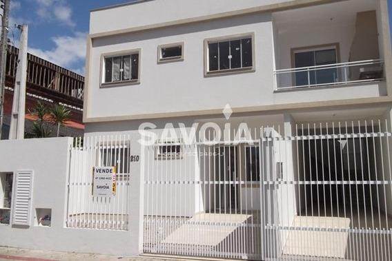 Apartamento Novo Com 1 Suíte E Mais 2 Dormitórios, 2 Vagas, Morretes - 2686