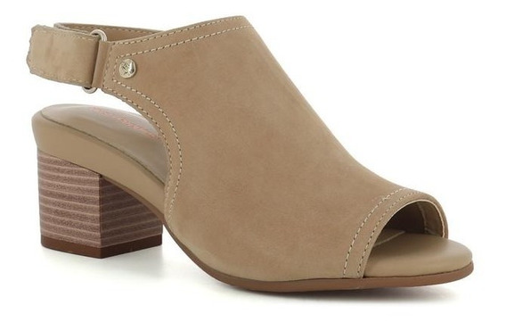 Shootie Hush Puppies Casuales Mujer Hpaspasiabeige