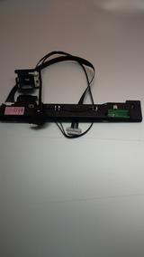 Kit Placa Wifi Antena Teclado Tv Un55ju6700g Samsung Usado