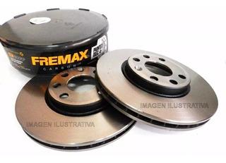 Discos Y Pastillas De Freno Fremax Peugeot 206 207 307