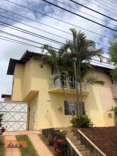Imagem 1 de 12 de Casa Com 3 Dormitórios À Venda, 103 M² Por R$ 560.000,00 - Jardim Do Sol - Campinas/sp - Ca0165