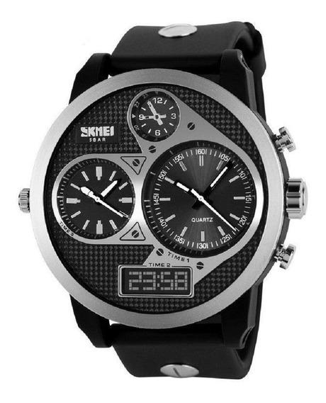 Relógio Masculino Skmei Anadigital 1033