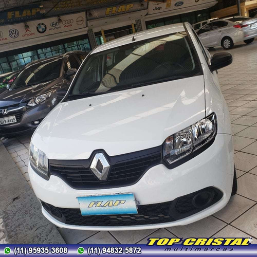 Renault Sandero Authentique Flex 1.0 12v 5p Flex 2018
