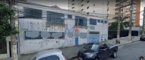Imagem 1 de 1 de Ref: 11.675 Ótimo Terreno Com 1000 M² A.t, 1.535 A.c. Zoneamento: Zm, Excelente Localização No Bairro Vila Gomes Cardim, - 11675