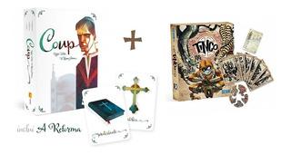 Card Game Coup + Tinco