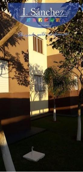 Apartamento Para Venda Em Itaquaquecetuba, Jardim Do Algarve, 2 Dormitórios, 1 Banheiro, 1 Vaga - 190723a