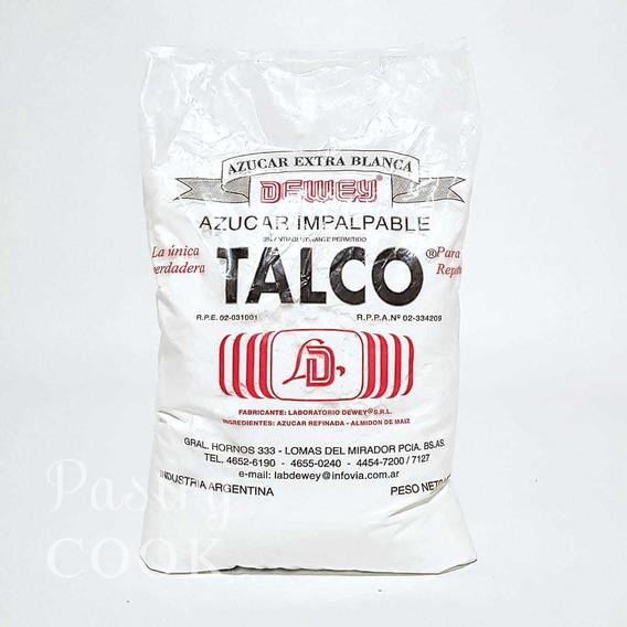 Azúcar Impalpable Talco Dewey X 1 Kg