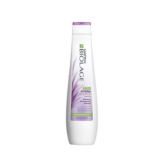 Shampoo Cabello Seco Ultra Hydrasource Biolage 400ml