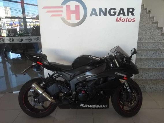 Kawasaki - Zx-6r 600cc