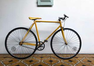 Bicicleta Tipo Fixie-urbana Single Speed Rodado 28