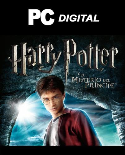 Harry Potter 6 El Misterio Del Príncipe Pc Español / Digital