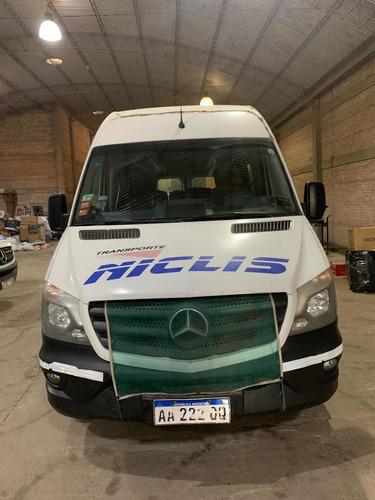 Mercedes-benz Sprinter Sprinter 515 19+1