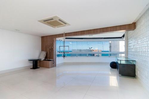 Apartamento Com 3 Quartos À Venda, 214 M² Por R$ 2.100.000 - Boa Viagem - Recife/pe - Ap2618
