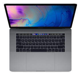 Macbook Pro Touch Bar 15 I7 2.2 16gb 256 2018   Mr962 Mr932