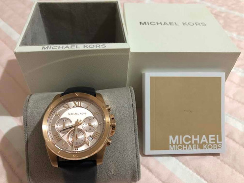 Relógio Michael Kors Rose Gold Original