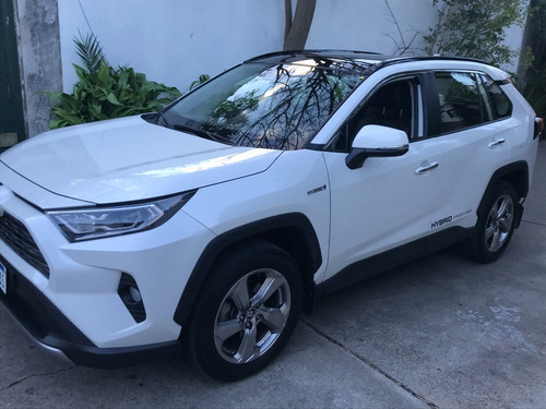 Toyota Rav Hybrida Limited 4x4 At - Como Nueva