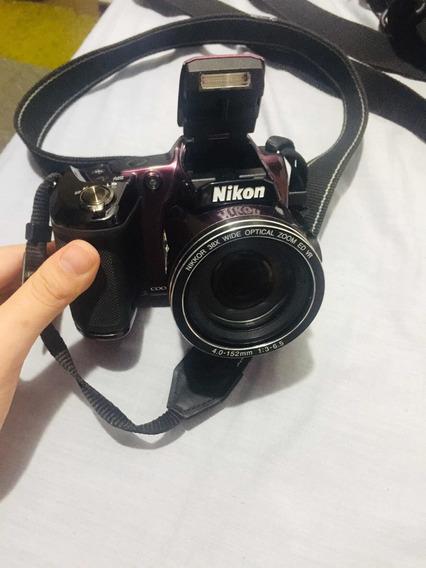 Cámara Nikon L840