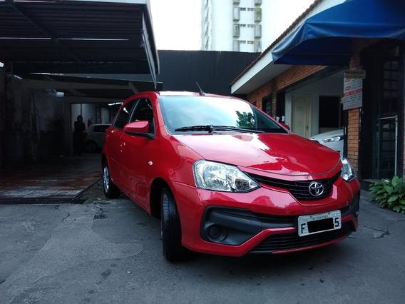 Toyota Etio Ready Automático 1.5 Flex