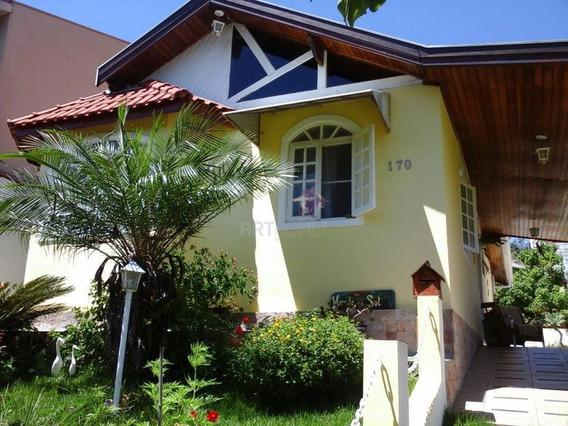 Casa Com 3 Dormitórios À Venda, 100 M² Por R$ 330.000,00 - Maria Andrade - Águas De Lindóia/sp - Ca0058