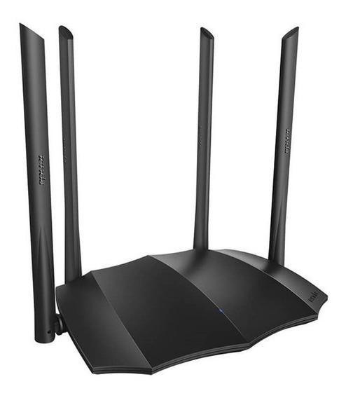 Router Tenda Ac8 Rompemuros 4 Antenas Gigabit Ac1200 Dual
