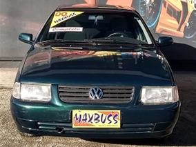 Volkswagen Santana 2.0 Mi 8v Gasolina 4p 99/00 Raridade