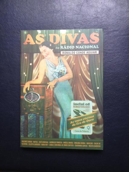 Livro - Divas Da Rádio Nacional