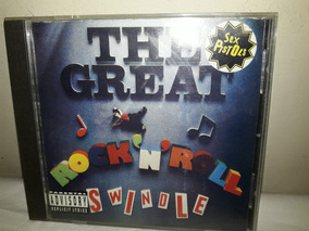 Cd Sex Pistols The Great Rock