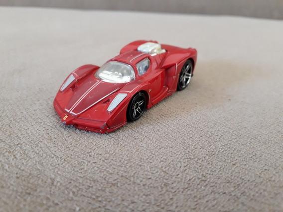 Miniatura Carrinho Hot Wheels Enzo Ferrari 2003