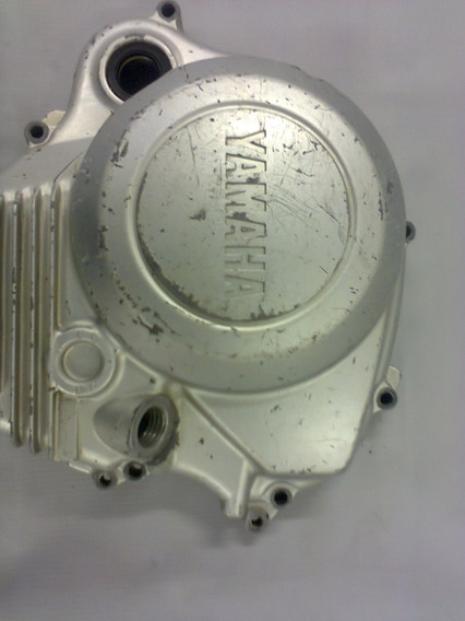 Tampa Do Motor Direita Embreagem Ybr 125 2002 Em Diante