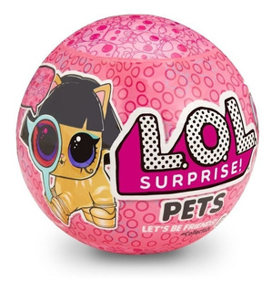 Lol Surprise Pets Muñecas Mascotas Series 5
