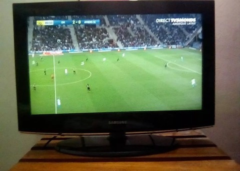 Televisor Samsung Lcd 26 Pantalla Visión Cristalina Full Hd
