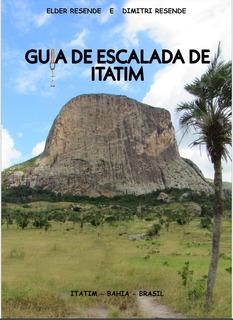 Guia De Escalada De Itatim Bahia