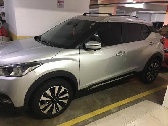 Nissan Kicks Motor 1.6 Sl 2017 Cinza