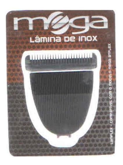 Kit C/3 Lamina Da Maquina De Acabamento Mega Flex