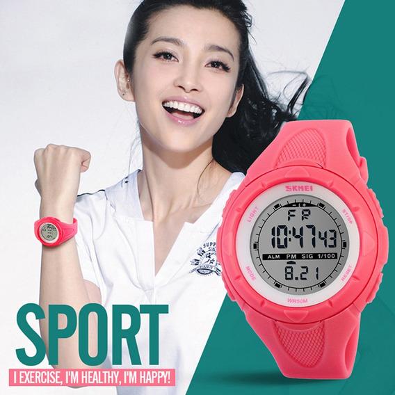 Relógio Esportivo Unissex Cronômetro Jovem Mergulho