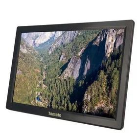Super Monitor 14 Polegadas Tv Portátil Led Recarregavel Usb