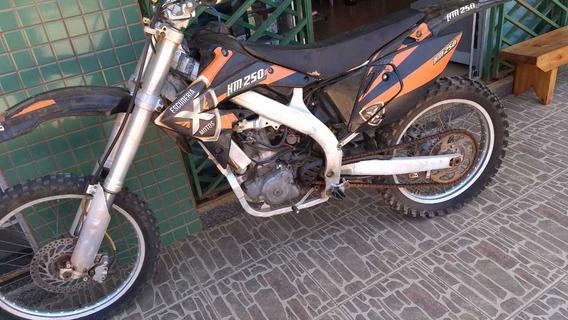 Moto Cross 250cc