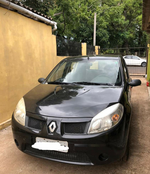 Renault Sandero 1.0 16v Authentique Hi-flex 5p 2009