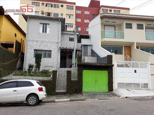 Sobrado Com 5 Dormitórios À Venda, 200 M² Por R$ 775.000,00 - Pirituba - São Paulo/sp - So1377