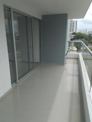 Apartamentos Estrenar En Cartagena Santa Monica Con Balcón.