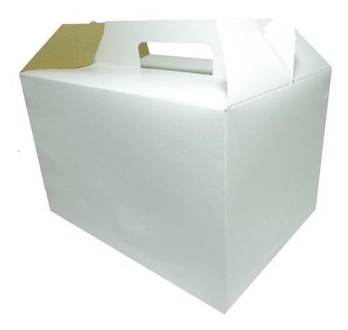 Cajita Feliz Cfz4 Sublimable X 10u Packaging Desayuno
