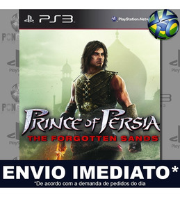 Prince Of Persia The Forgotten Sands Ps3 - Midia Digital Psn